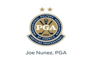 PGA Logo Joe